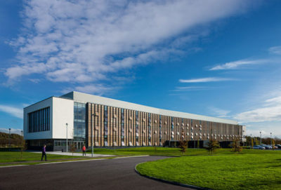 MERIT AWARD - COMMERCIAL/INSTITUTIONAL: Biosciences Research Building   Payette