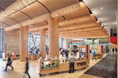CITATION - COMMERCIAL/INSTITUTIONAL: Boston Public Library, Johnson Building Transformation   William Rawn Associates, Architects, Inc.