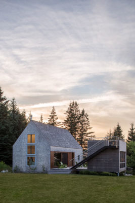 CITATION - RESIDENTIAL: House on an Island | Elliott + Elliott Architecture
