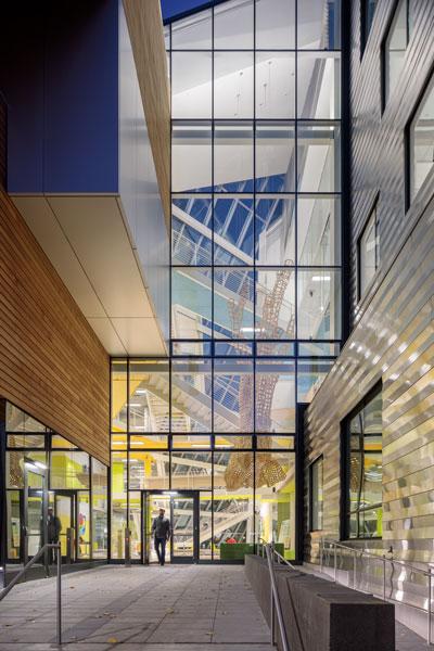 HONOR AWARD | Karl Miller Center at Portland State University | Behnisch Architekten