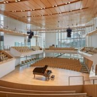 MERIT AWARD: Pennsylvania State University Recital Hall | William Rawn Associates, Architects, Inc.