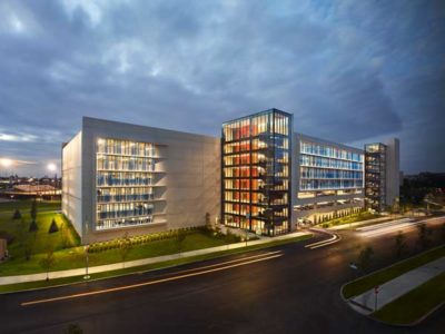 CITATION: UMass Boston West Garage | Fennick McCredie Architecture