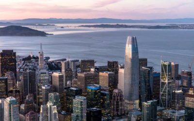 MERIT AWARD: Salesforce Tower | Pelli Clarke Pelli Architects
