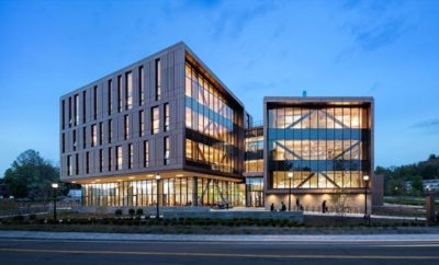 MERIT AWARD: University of Massachusetts Amherst John W. Olver Design Building | Leers Weinzapfel Associates