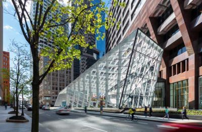 CITATION: The Exchange at 100 Federal | Perkins and Will Architects