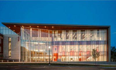 MERIT AWARD: Franklin County Justice Center | Leers Weinzapfel Associates