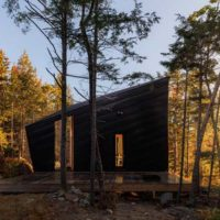 CITATION: Cabin on a Rock | I-Kanda Architects